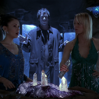 Phoebe feels she's being summoned.