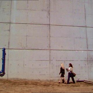 Piper and Prue at prison