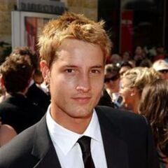 Justin Hartley as <a href=
