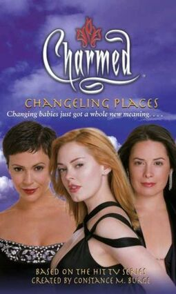 Changeling Places Cover