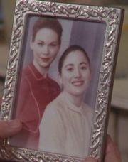 Aunt Gail et Grams young