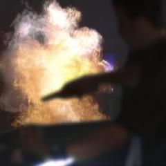 Piper blows up Erik.