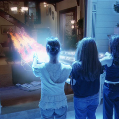 Billie and Christy attack the Charmed Ones as they attack them as well.