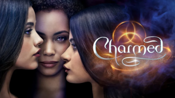Charmed CW Poster