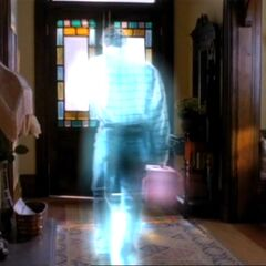 The <b>first</b> orbing scene on Charmed