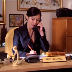 Prue Halliwells Office