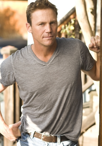 Brian Krause And Beth Bruce