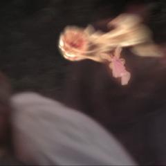 A Fairy dodges another fireball.