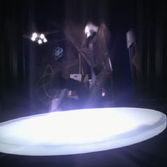 Wyatt flings Chris in the Hologram.