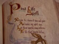 Past-life-spell