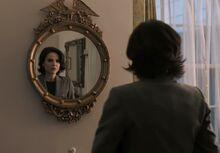 Mirror-gazing