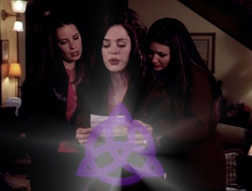 Prue Piper and Paige Lost Witches
