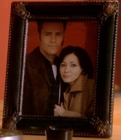 Prue and Andy photo