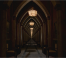 Endless hallway