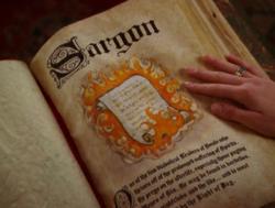 Sargon page
