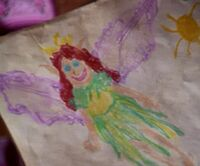 Lily (Prue's drawing)
