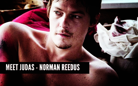 Judas NormanReedus