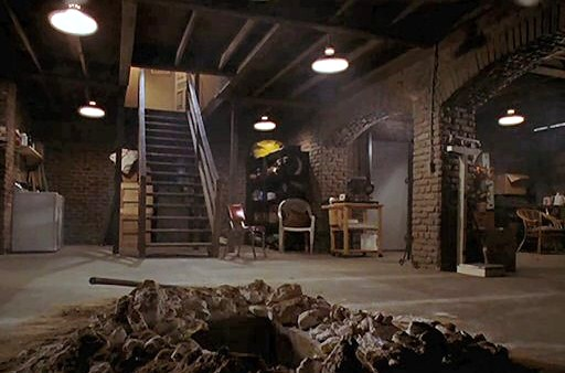 The Basement The Charmed Legacy Wiki Fandom Powered By