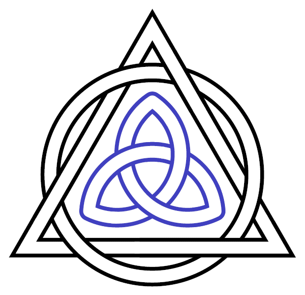 Image Triquetra Interlaced Triangle Circlepng Charmed World