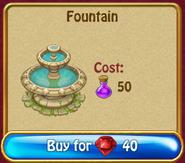 Fountain rN480