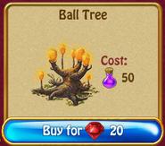 Ball tree r300