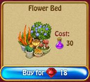 Flower bed r270