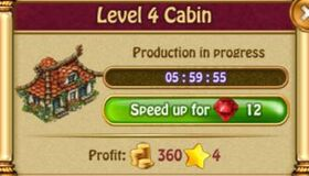Cabin Production L4
