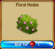 Floral hedge r1