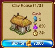 1Clay House Store