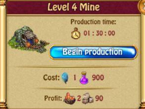 Mine Production L4
