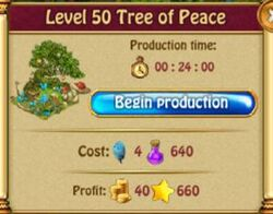 Tree of Peace Production L50