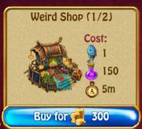 Weird ShopS1
