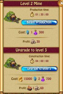 Mine Production L2