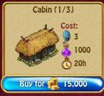 1Cabin Store