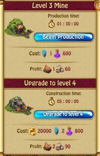 Mine Production L3