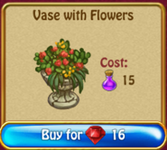 Vase with flowers240