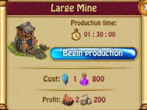 Large Mine Production L1b
