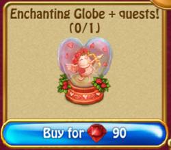 Enchanting Globe