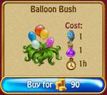 Balloon Bush