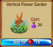 Vertical flower garden r225