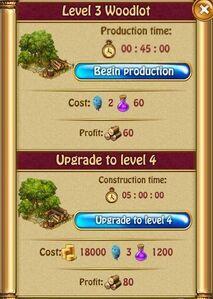 Woodlot level 3