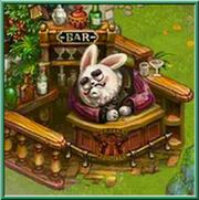 Fat rabbit's pub
