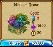 Magic groveS