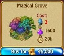 Magic groveS