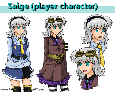 Saige character sheet by pacthesis-d32cqls