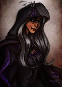 Чёрная Королева