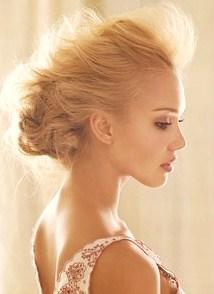 Image jessica alba curly braided blonde updo hairstyleg jessica alba curly braided blonde updo hairstyleg pmusecretfo Image collections