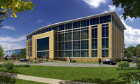 Me corporate offices exterior study 1 SE f1