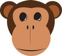 Monkey face 55143
