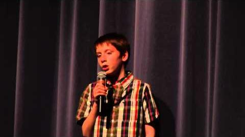 Paul Tomczak Evening Talent Show Performance